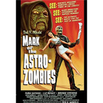 Mark Of The Astro Zombies DVD
