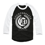 Olive Branch Baseball Tee
