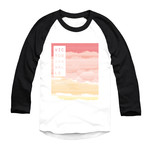 Mountains Baseball Tee