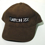 Catch 22 - Stencil Logo Hat