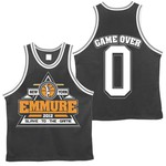 Game Over Basketball Jersey