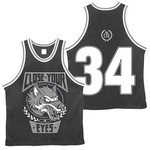 Wolves Basketball Jersey
