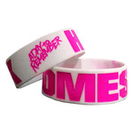 Homesick White And Pink Bracelet