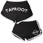 Taproot Logo Booty Shorts