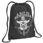 University Drawstring Backpack