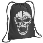 Dr. Acula Skull Drawstring Backpack