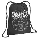 Pentagram Drawstring Backpack