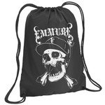 Street Skull Drawstring Backpack
