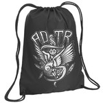 Doubt Drawstring Backpack