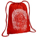 Demon Screamer Drawstring Backpack