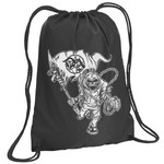 Nation Drawstring Backpack