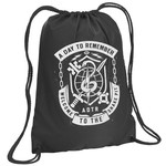 Snake Pit Drawstring Backpack