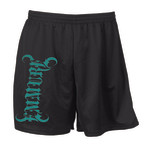 Emmure Logo Gym Shorts