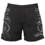 Warriors Logo Gym Shorts