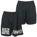 Death Metal Gym Shorts