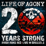 20 Years Strong - River Runs Red: Live In Brussels CD