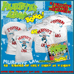 Murphys Law - Back With A Bong! CD and Shirt