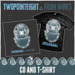 CD & T-Shirt Package