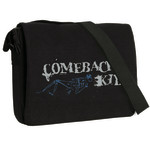 Wake the Dead Messenger Bag