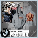 Hoser CD And Zip-Up Hoodie Package