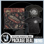 Shirt & CD Rose Package