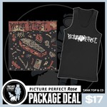 Tank & CD Rose Package