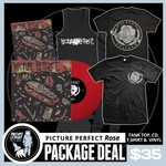 CD, Vinyl, Shirt & Tank Top Package