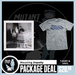 Empathy Shirt + Vinyl Package