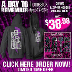 A Day To Remember - Homesick Deluxe Edition