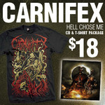 Hell Chose Me -  Package