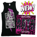 Homesick Deluxe Edition CD/DVD and Tank Top Package