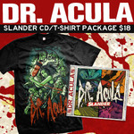 Slander CD/T-SHIRT  Package