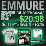 Speaker Of The Dead Deluxe Package