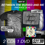 Between The Buried And Me - The Best Of Deluxe  Deal
