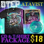 Otep - Atavist - CD & T-Shirt