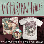 Charlatan CD & T-Shirt  Package