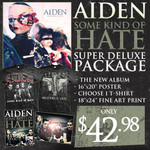Aiden - Some Kind Of Hate Super Deluxe