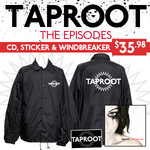 Taproot - The Episodes Windbreaker