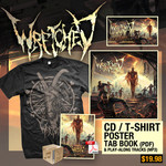 Son Of Perdition CD And T-Shirt  Package