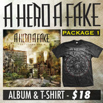 Album And T-Shirt Package