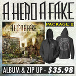 A Hero A Fake - Album And Zip Up