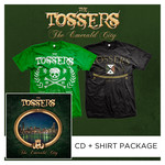The Emerald City CD + Shirt Package