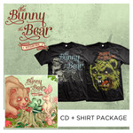 Stories CD + Shirt Package