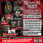 Sister Sin - World Domination
