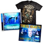 Yours To Take CD, T-Shirt And Poster Package