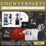 Counterparts - Ultimate CD