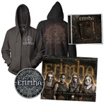 Reign Through Immortality CD, Poster, Patch And Zip Up Hoodie Package