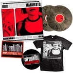 Streetlight Manifesto - Everything Goes Numb Vinyl, T-Shirt, Patch and Slip Mat