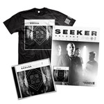 Seeker - Unloved CD, Poster And Choice Of 1 T-Shirt