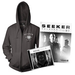 Unloved CD, Poster And Zip-Up Hoodie Package